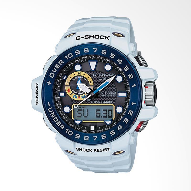 CASIO G-Shock Jam Tangan Pria - White GULFMASTER GWN-1000E-8ADR. Brand   CASIO de705d909f