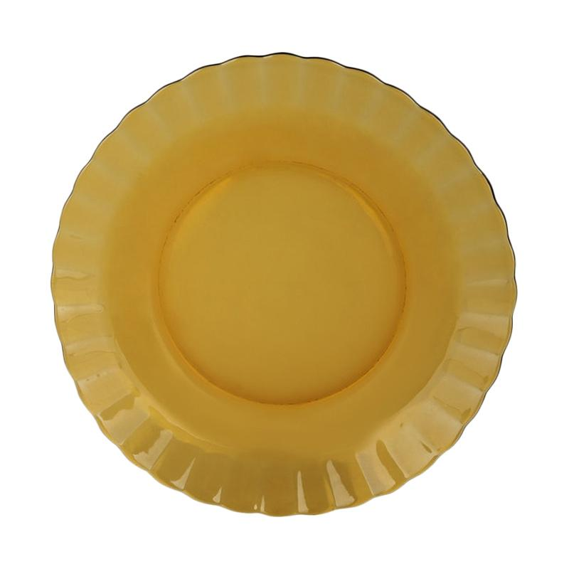 Duralex Paris Amber Soup Plate [23 cm/6 pcs]