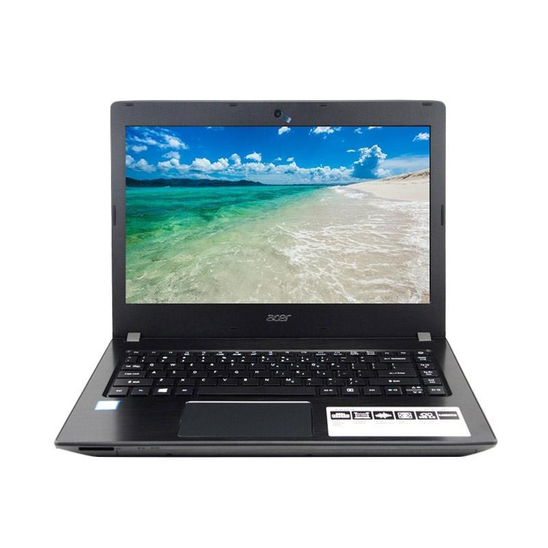 harga Acer E5-475-36JG Notebook - Steel Gray [Intel Core i3-6006U/ RAM 4GB/ Hdd 500GB/ Layar 14 Inch] Blibli.com