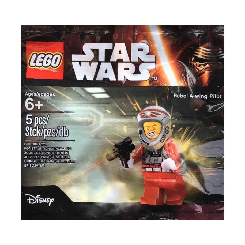 LEGO 5004408 Polybag Star Wars Rebel A-Wing Pilot Blocks & Stacking Toys