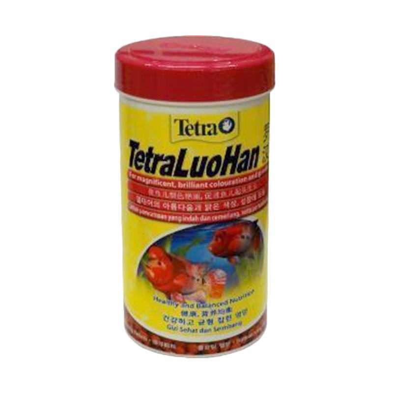 Tetra Louhan Makanan Ikan [82 g]
