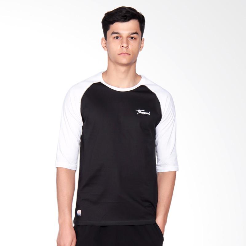 3SECOND 3008 T-Shirt - White 151081712