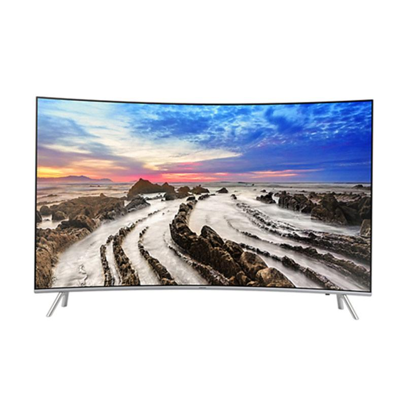 Samsung UA55MU8000KPXD Premium UHD 4K Curved Smart TV