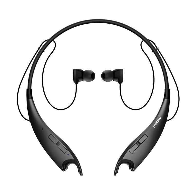 MPOW Premium MBH25 Jaws Neckband Original Bluetooth 4.1 Stereo Headset