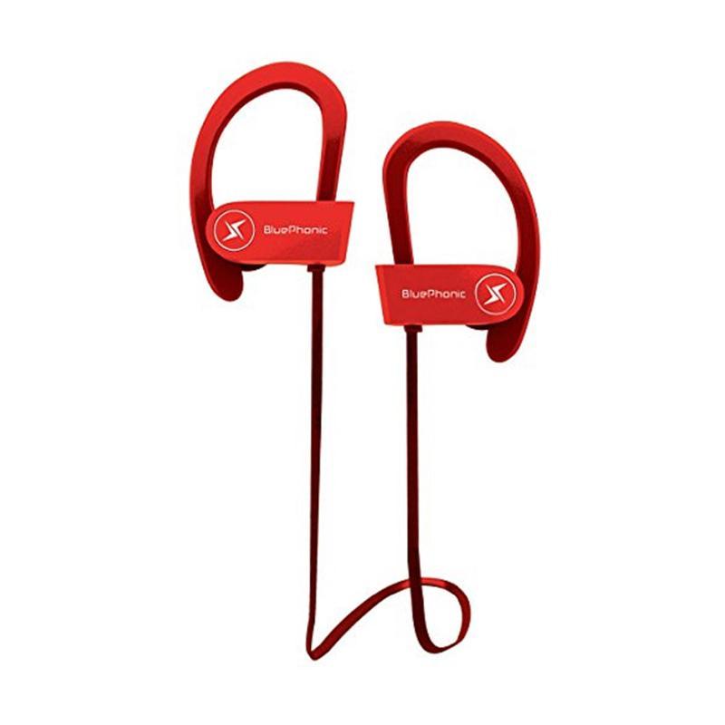 Beats Bluephonic Wireless Sport Bluetooth Headset - Red