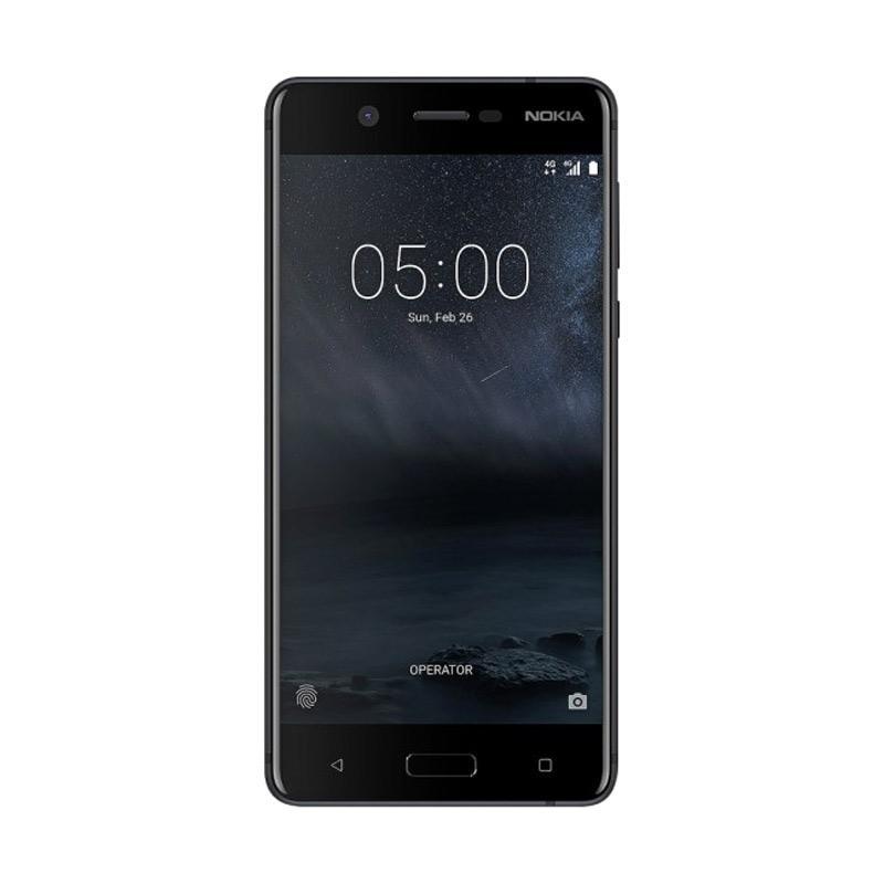 Nokia 5 Smartphone - Matte Black [16 GB/3 GB]