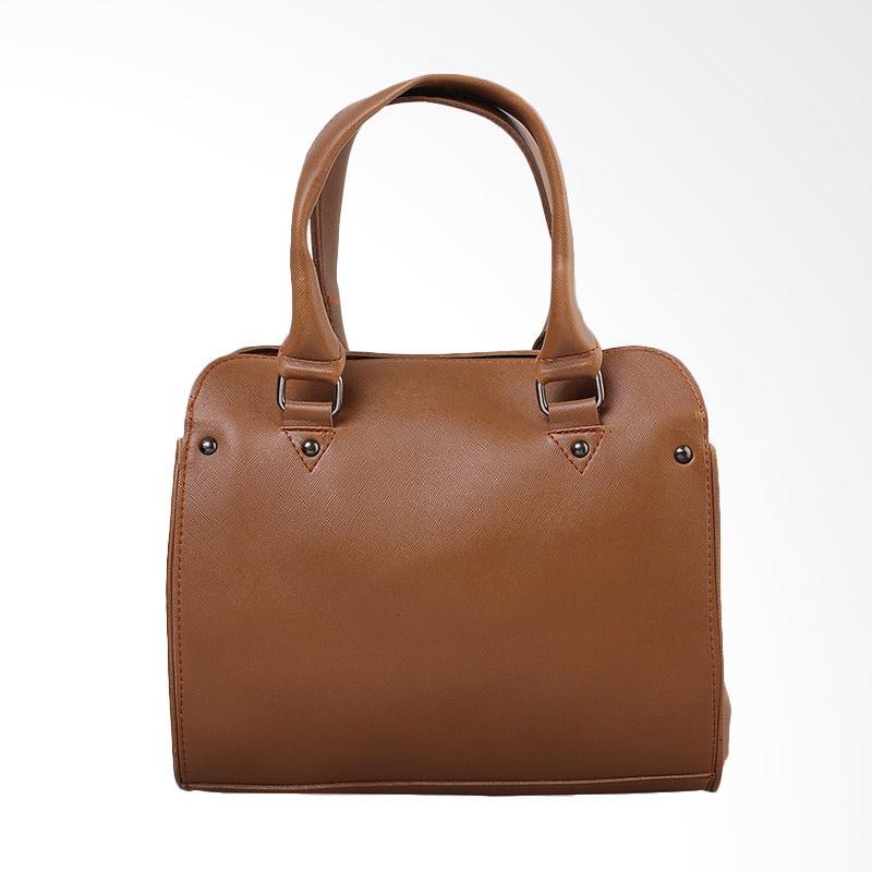 A2 Bag A2.001 Hand Bag - Coklat