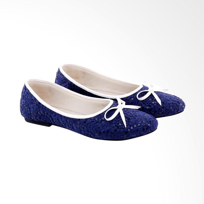 Garucci GRF 6177 Ballerina Shoes Sepatu Wanita