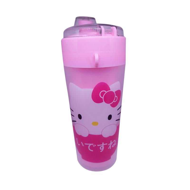 Hello Kitty Cute HK Tumbler - White Pink [350 mL]