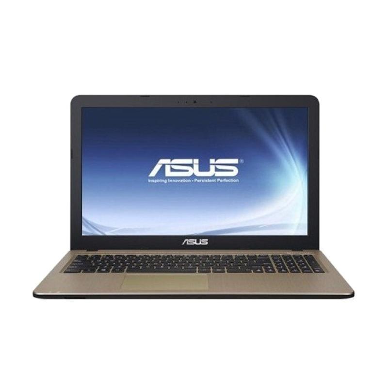 harga Asus VivoBook Max X541UA-GO1383T Notebook - Black [Ci3-6006U DC/4GB/1TB/IHG 520/15.6