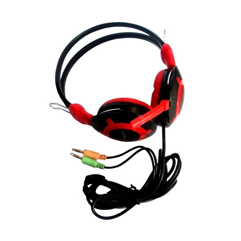 Xtech XH-326 Headset - Merah