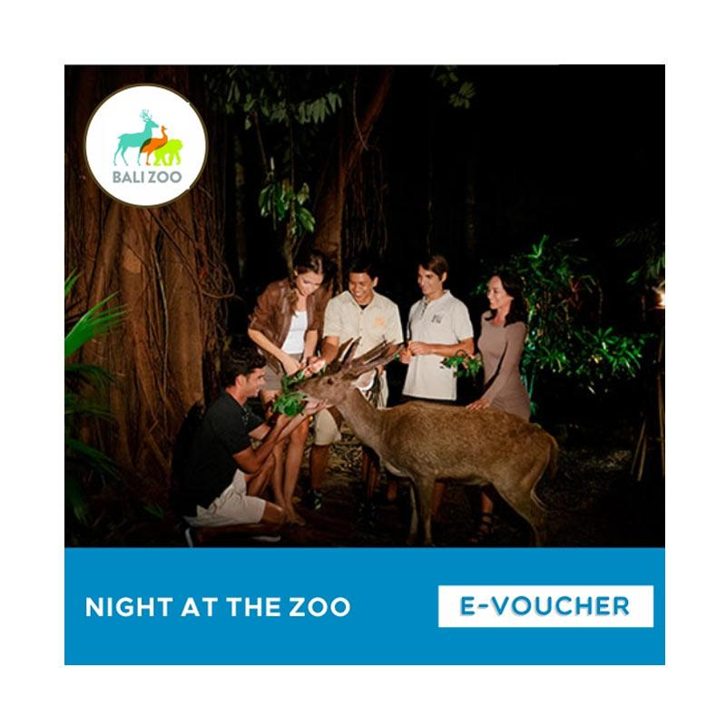 Bali Zoo Park Night At The Zoo E-Voucher [Child]