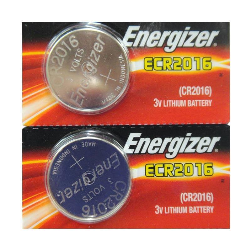 Energizer CR2016 Baterai [5 pcs]