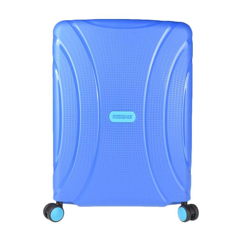 American Tourister Lock N Roll Spin 55/20 Trolley Bag - SKYD Blue [ACR06G00680100YL25]
