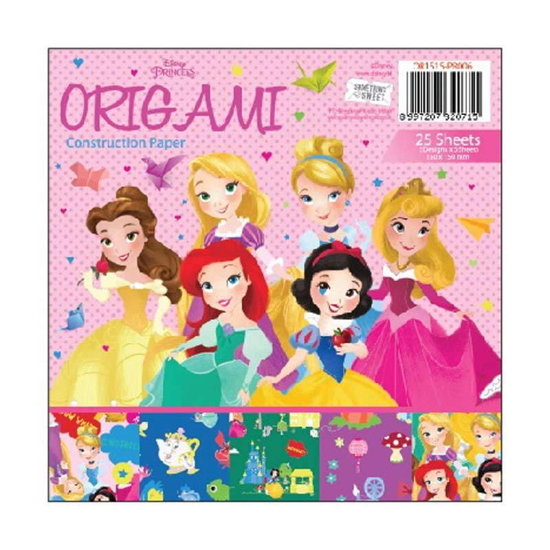 Something Sweet Disney Princess My Princess OR 1515-PR006 Kertas Origami