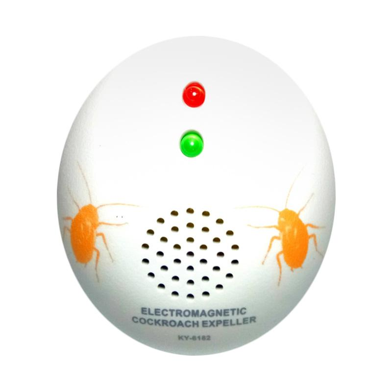 Ixus Elektromagnetic Cockroach Expeller Pengusir Kecoa