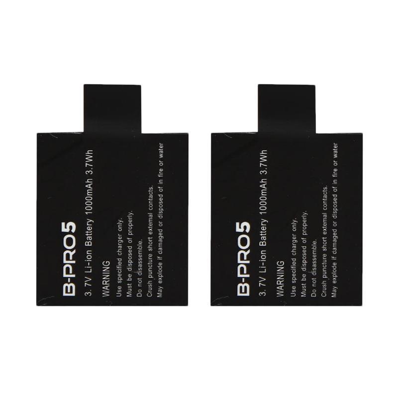Brica AE B-PRO 5 Alpha Edition 2 AE2 Combo Duo Battery Original