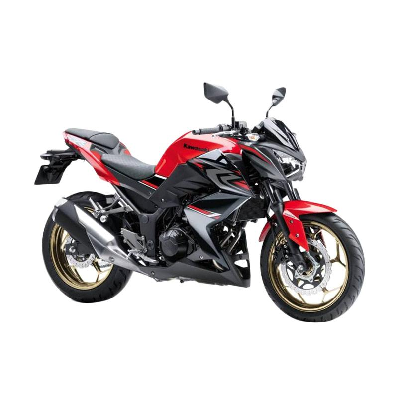 harga Kawasaki Z250 ABS Sepeda Motor Blibli.com