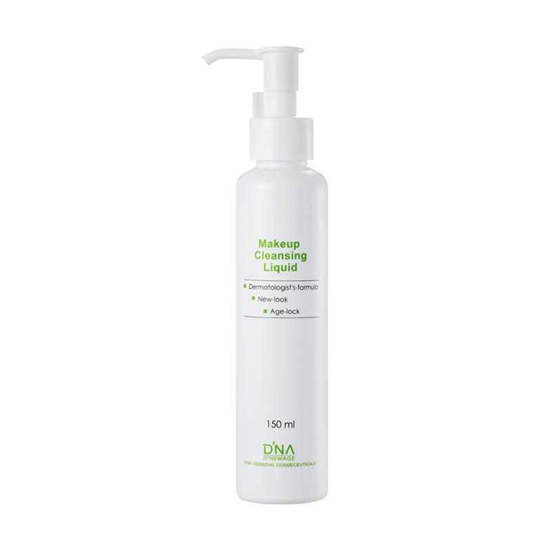 D'NA Makeup Cleansing Liquid [150 mL]