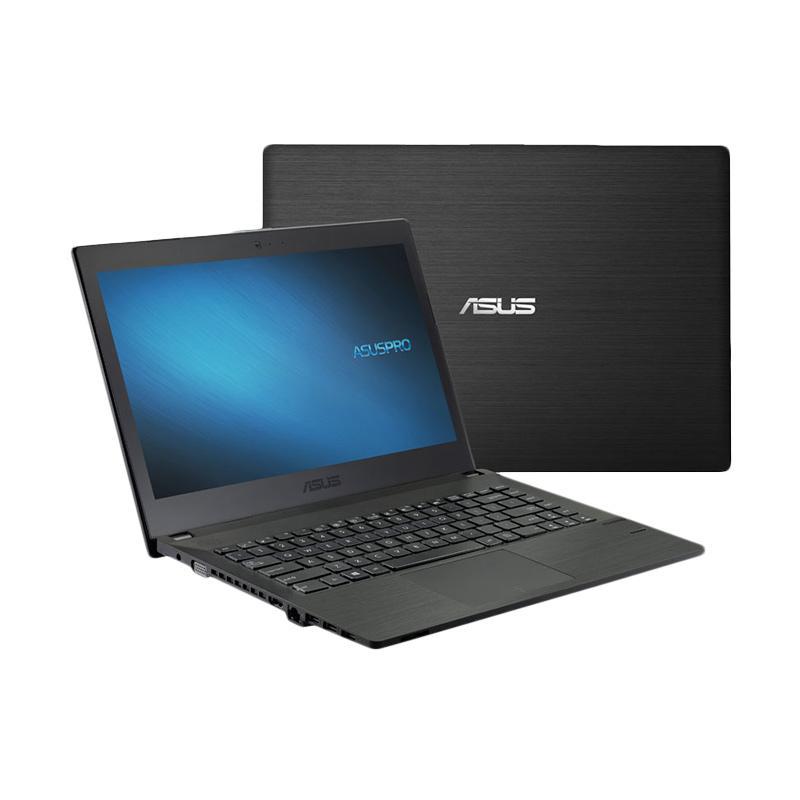 "Asus Pro 2430UA Notebook - Black [Intel Core I3-6006 /Fingerprint/RAM 4GB/500GB/14""]"