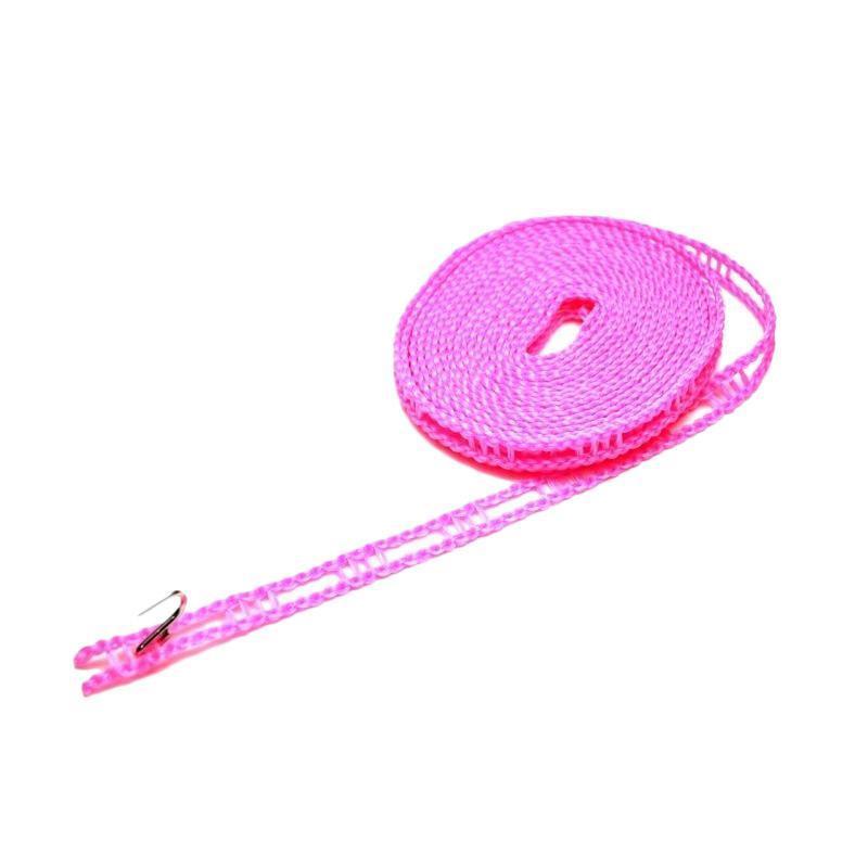 Gogo Model Multifungsi Tali Jemuran - Pink
