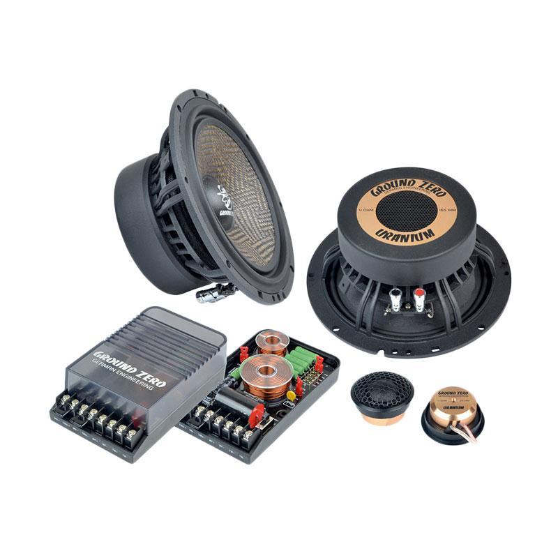Ground Zero GZUC 650SQX - 2 Way Speaker