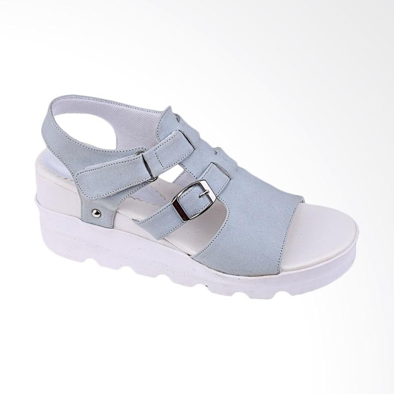 Syaqinah 042 Sandal Wedges Wanita