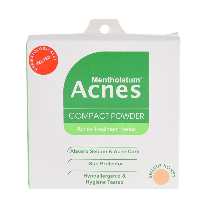 Acnes Sweety Honey Compac Powder [14 g]