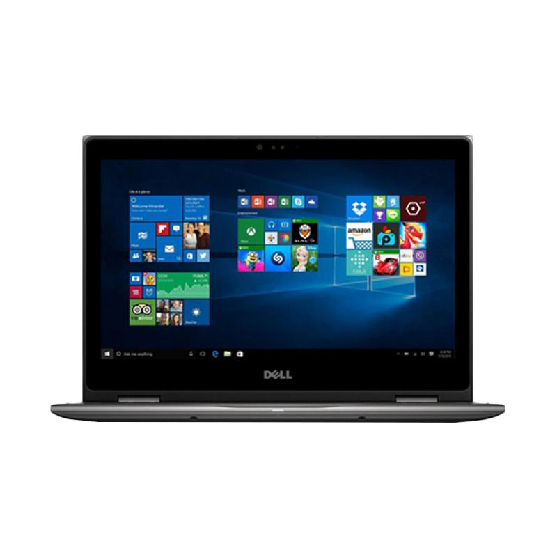 PROMO_DELL INSPIRON 13 5378 Notebook - Gray [i3-7100U/4 GB/1 TB/13.3