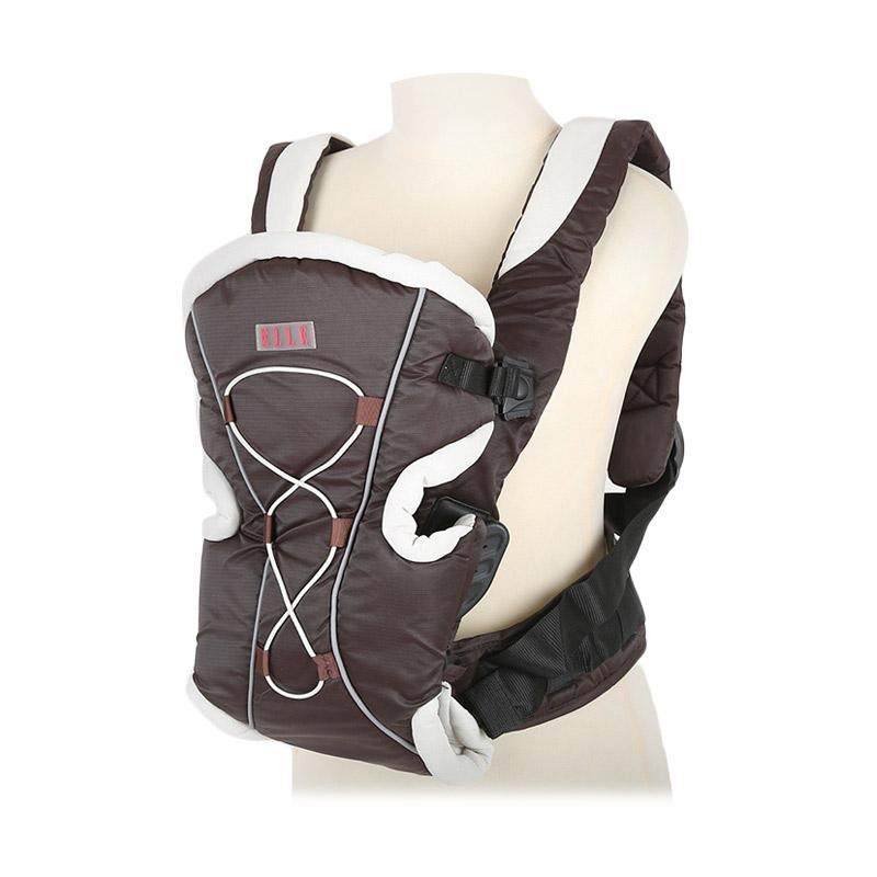 Elle Baby Carrier 3 in 1 - Brown [3-18 Months]