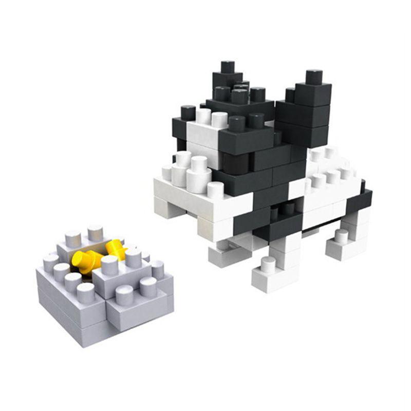 Boyu 8202A Bulldog Mini Blocks