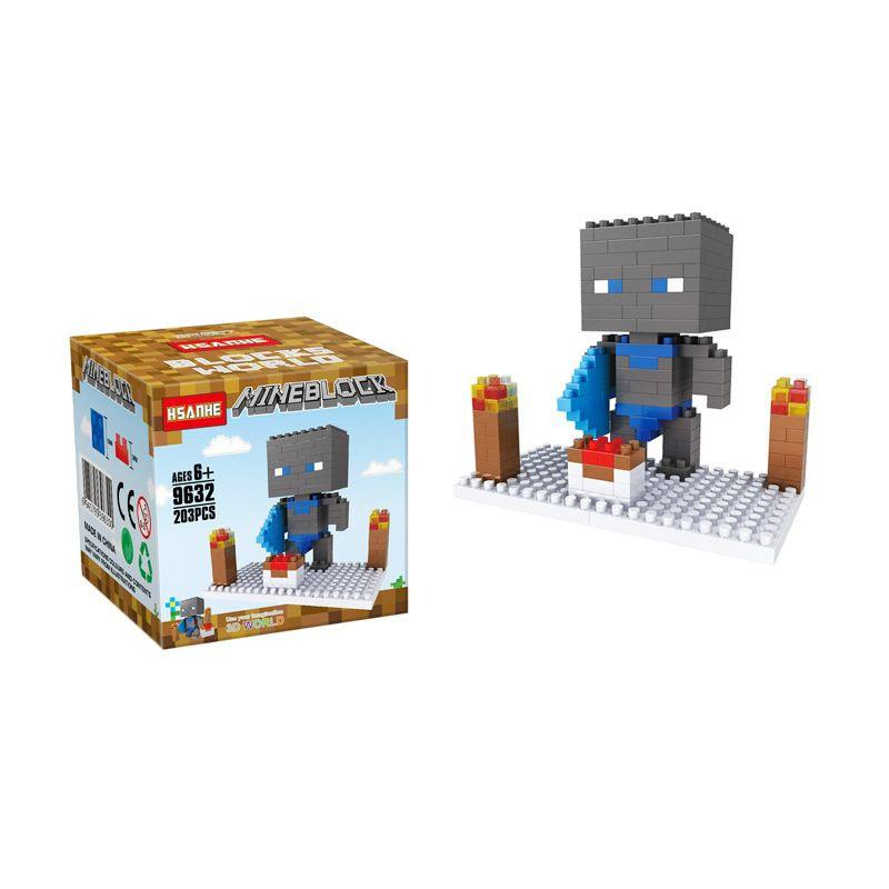 HSANHE 9632 Mainan Blok & Puzzle