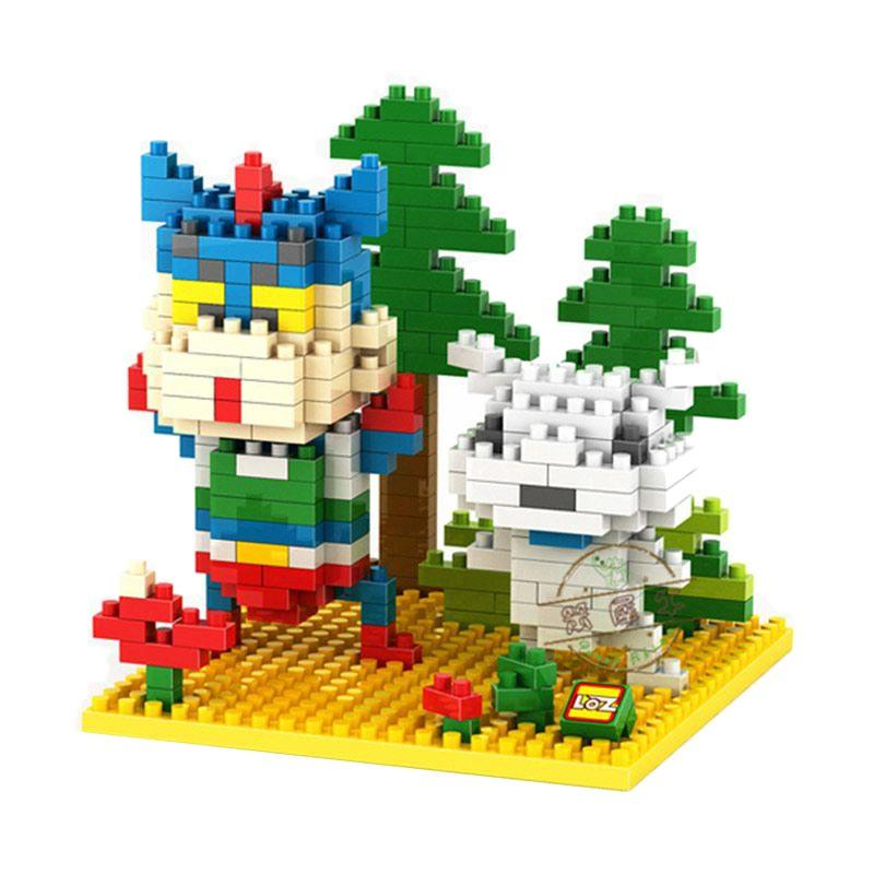 Loz Gift 9466 Large Masked Mini Blocks
