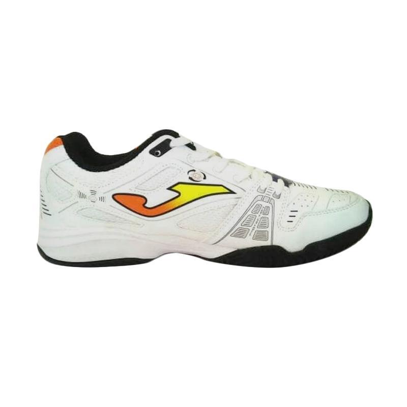 Joma T. Master Sepatu Tennis Pria - White Green [1000 511]