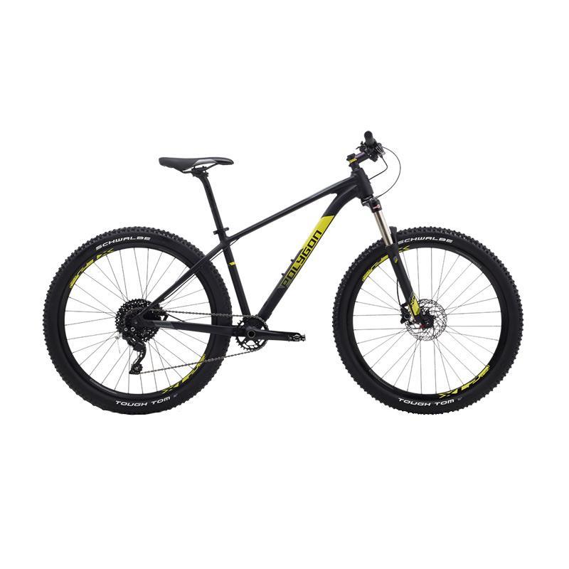 harga Polygon Xtrada 7 Sepeda MTB - Black Yellow [27.5/16 Inch] Blibli.com
