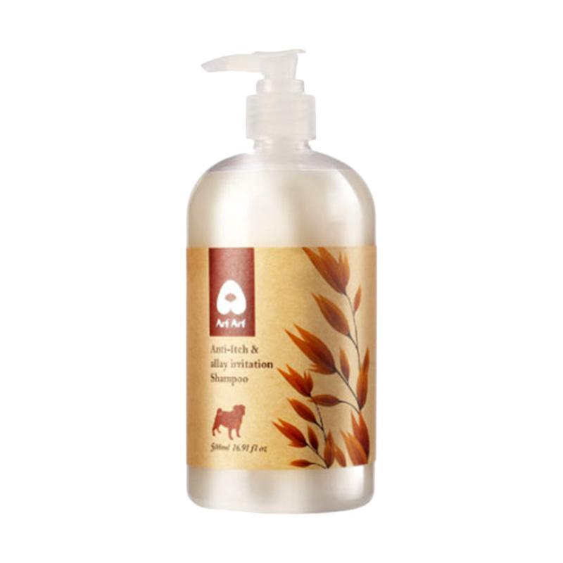 Arf Arf Soothing Grooming Anti-Itch & Allay Irritation Dog Cat Shampoo