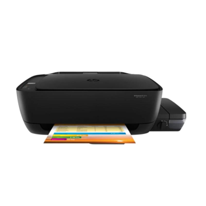 HP Printer Deskjet GT 5810  All in One Printer - Black