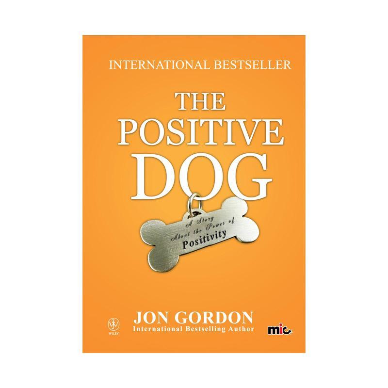 MIC Publishing Positive Dog Buku Pengembangan Diri