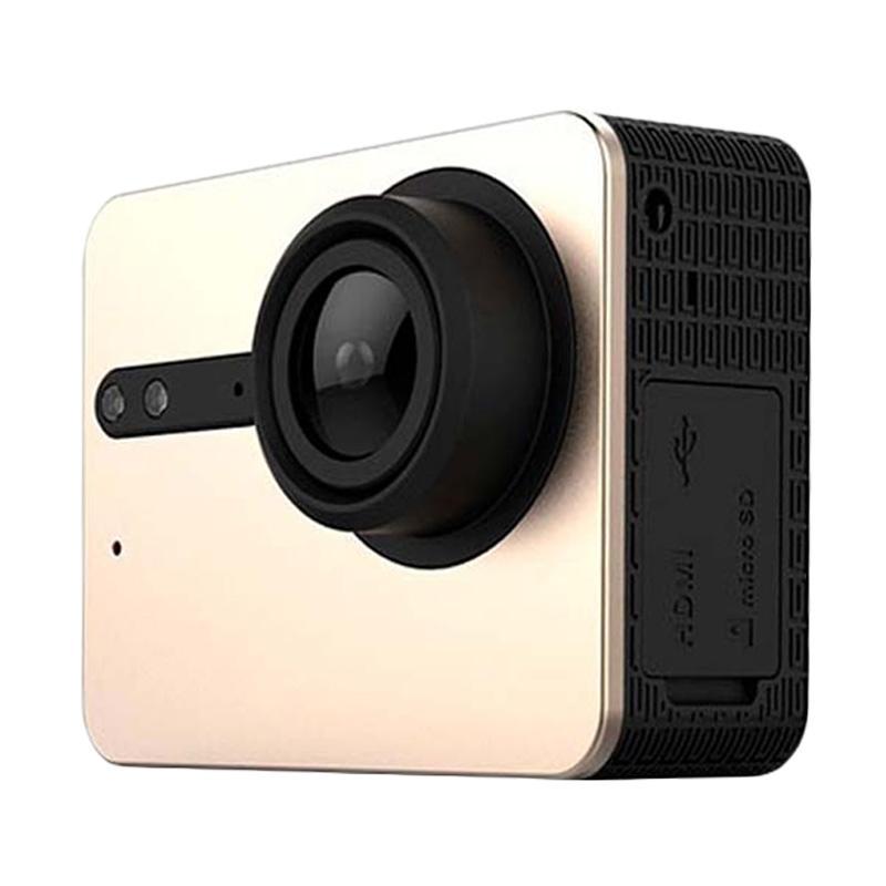 Ezviz S5 Action Camera - Rosegold [4K HD]