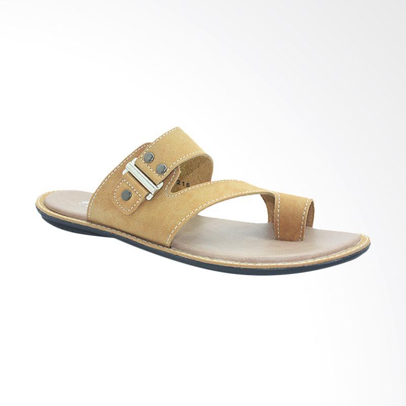 Dr. Kevin Men Casual Sandals 17215 - Camel