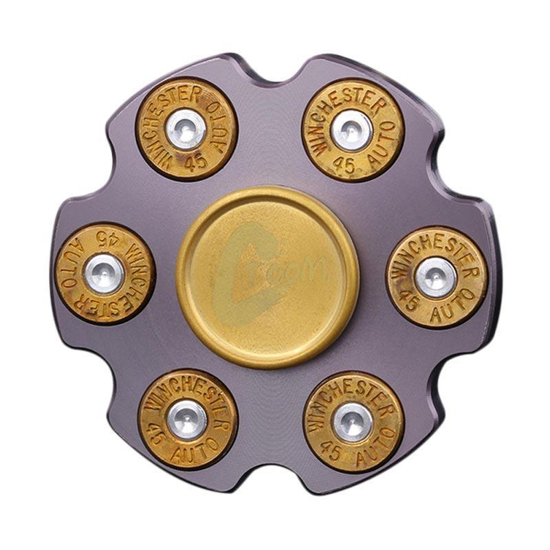 CTOOM Original America 606 Ceramic Bearing Revolver Fidget Spinner