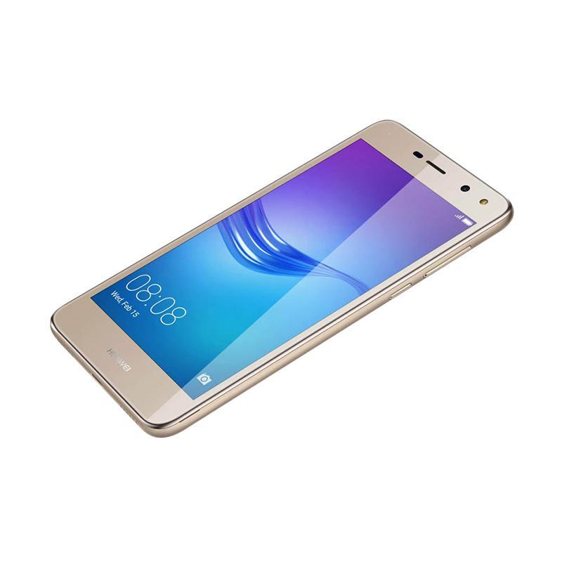 Huawei Y5 2017 Smartphone - Gold [2GB/16GB]
