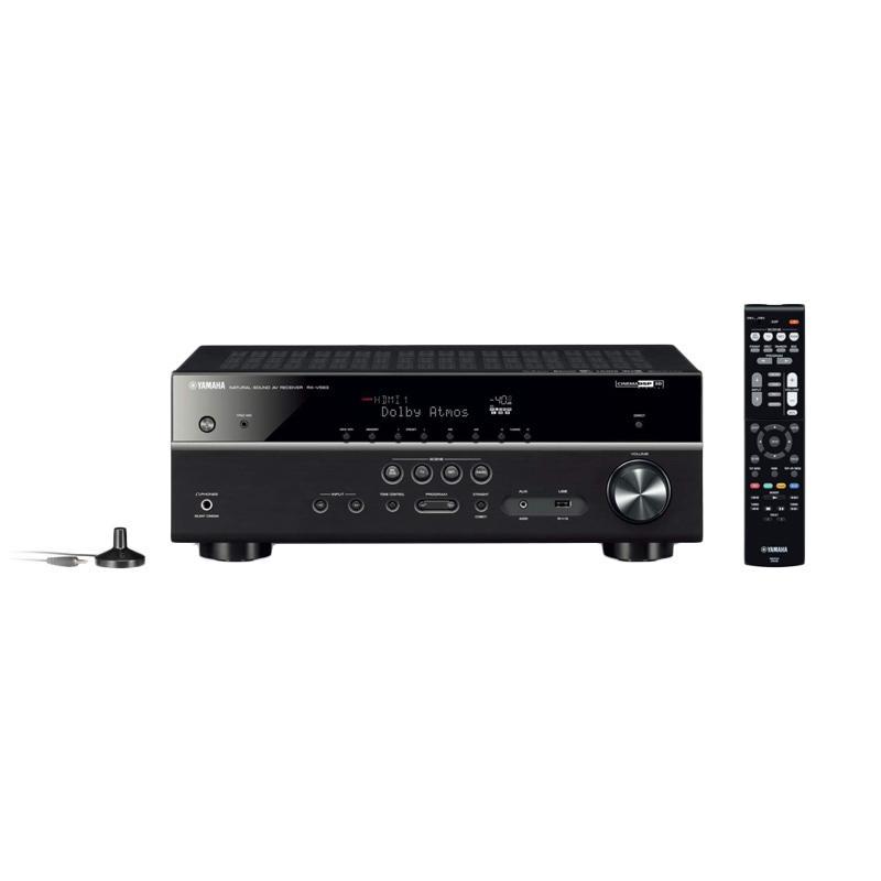 Yamaha RX-V583 Network AV Receiver - Black