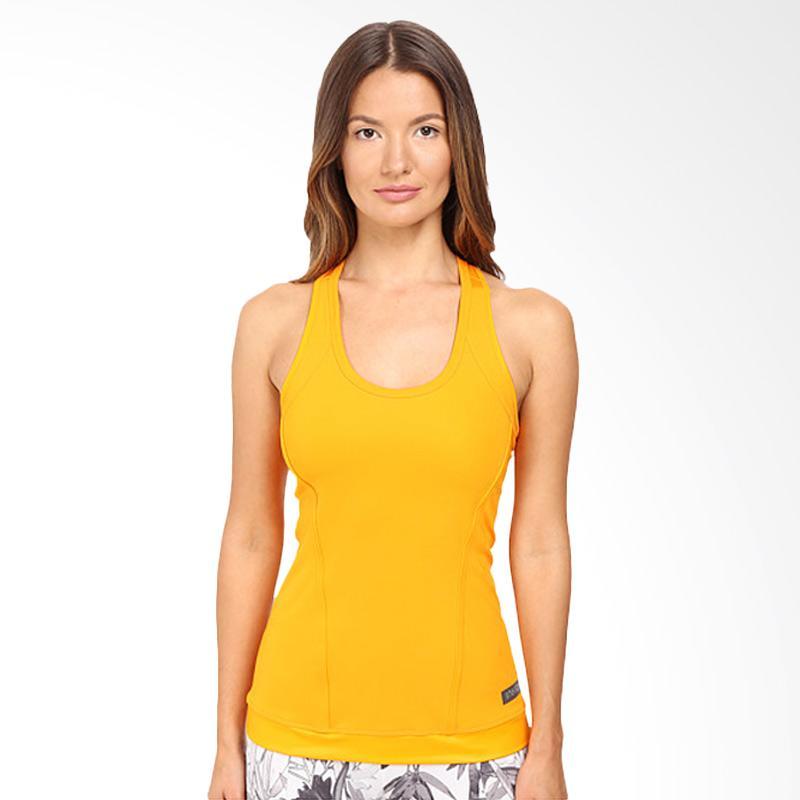 adidas Originals The Perf Radgol Tank Top Olahraga Wanita - Golden Yellow [AX7068]