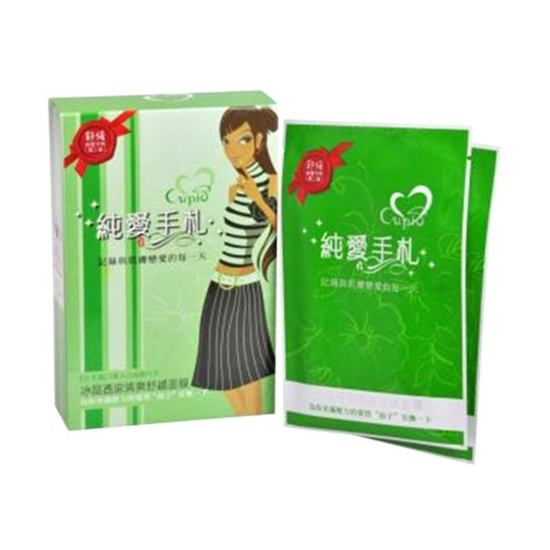 Cupid Soothing Comfort Facial Mask [5 pcs]
