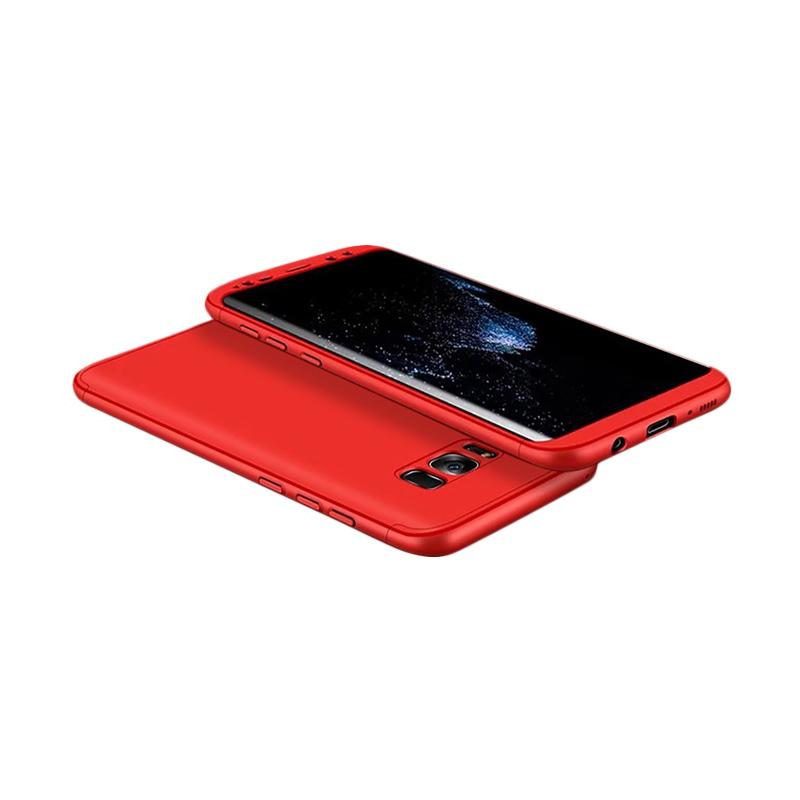 HM 360 Full Protection 3in1 Casing for Samsung S8 Plus - Red