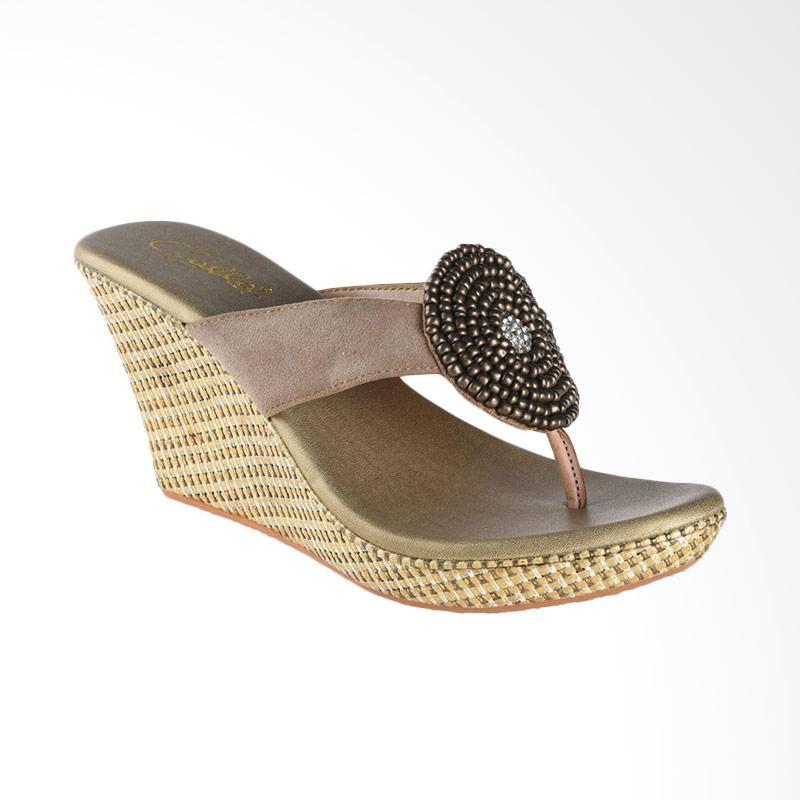 Pretty Calla Shoes Kelom 01 Sandal Wanita