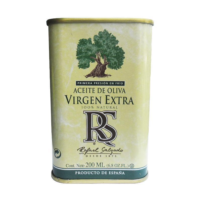 RS OLIVE OIL Rafael Salgado Extra Virgin Olive Oil Tin