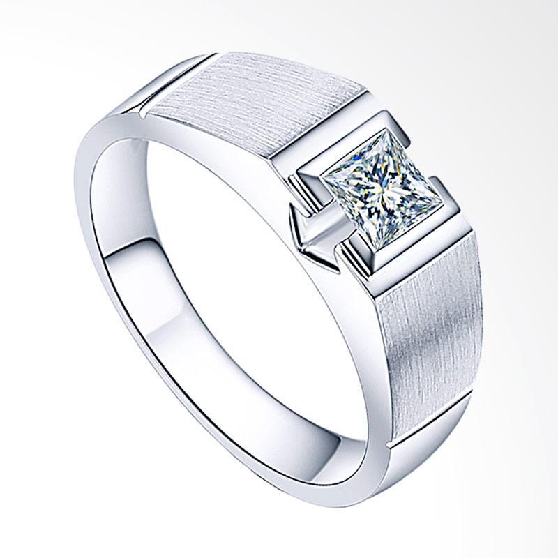My Jewel MJ-CPBN-GR000 Cincin Diamond