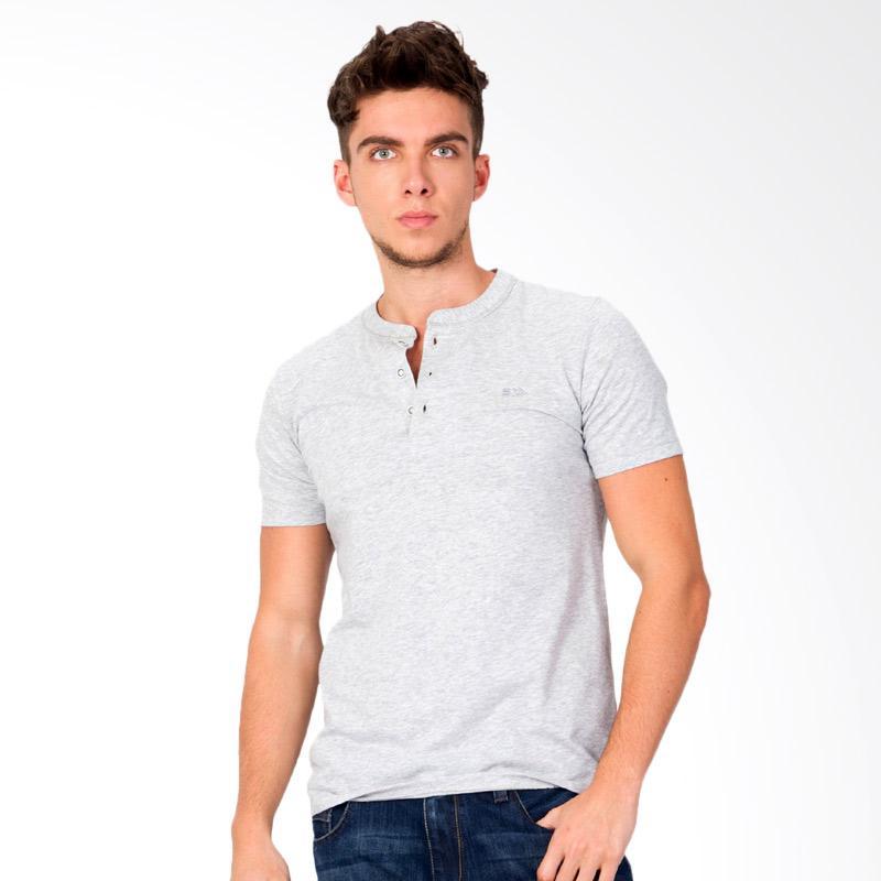 SJO & SIMPAPLY Gramero S Men's T-Shirt - Light Grey